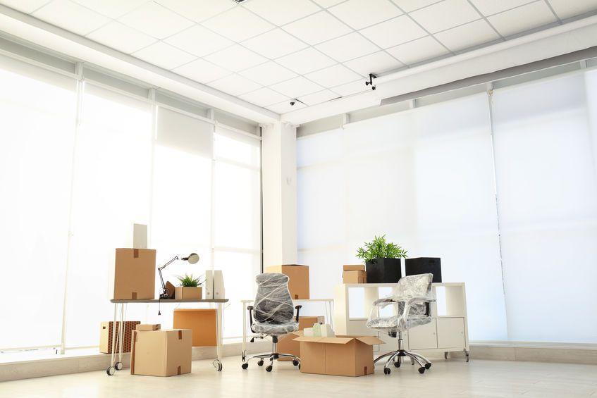 déménageur entreprise