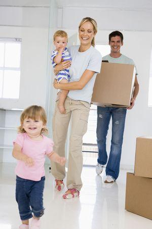 déménageùent famille