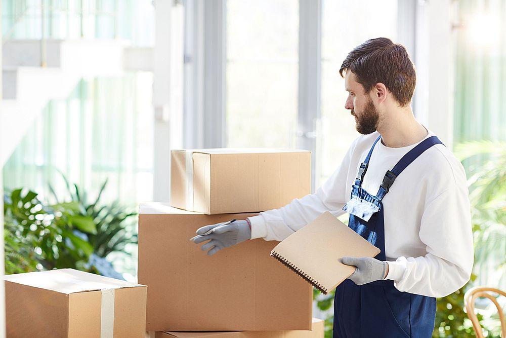 déménagement vérification cartons